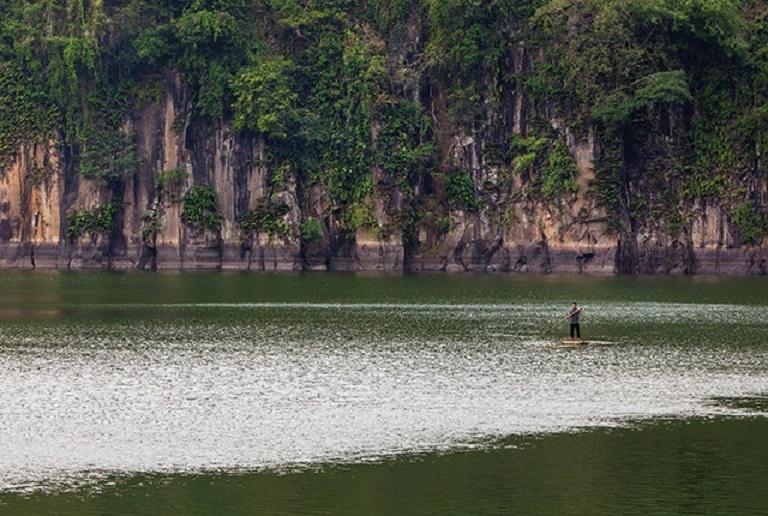 Tempat Wisata Dan Kemah, Danau Ranu Agung Probolinggo
